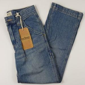 NWT Kid's Urban Pipeline size 12 Carpenter jeans
